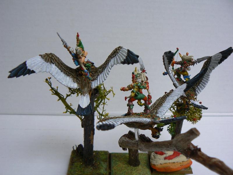 Mon Armée Elfes Sylvains - Page 3 P1150430