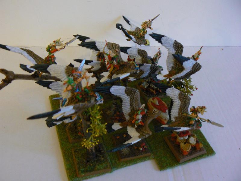 Mon Armée Elfes Sylvains - Page 3 P1150435
