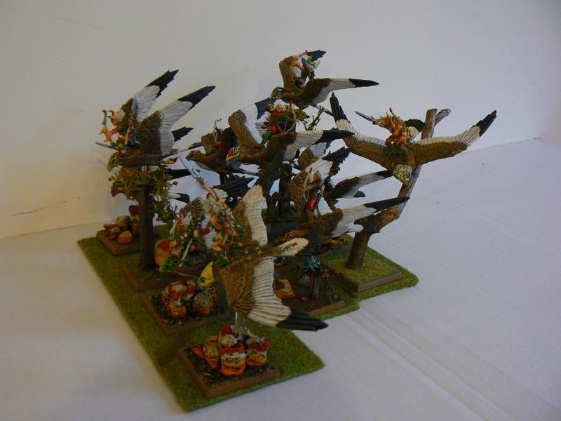 Mon Armée Elfes Sylvains - Page 3 P1150436