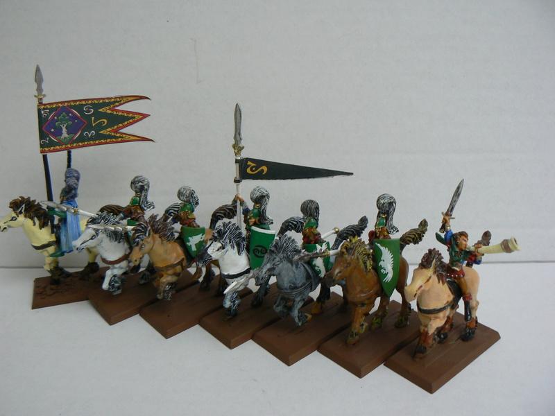 Mon Armée Elfes Sylvains - Page 3 P1150446