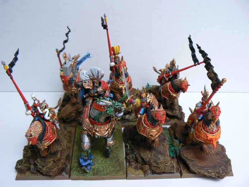 Mon Armée de L'Empire traditionnelle. P1150626