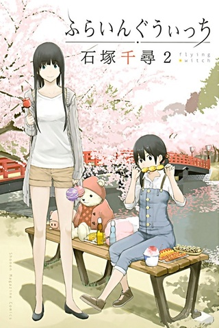 Flying witch 18124610