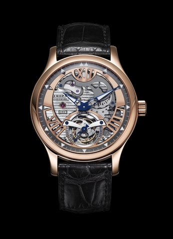 Chopard LUC Tourbillon Tech Steel Wings 210