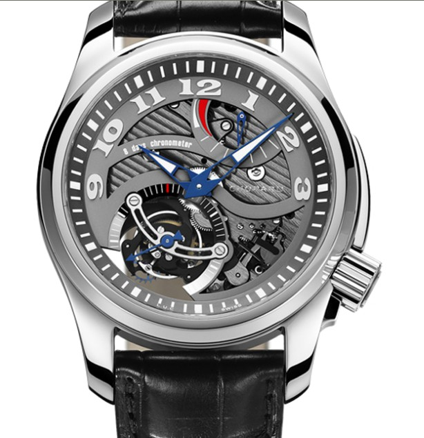 Chopard LUC Tourbillon Tech Steel Wings Screen14