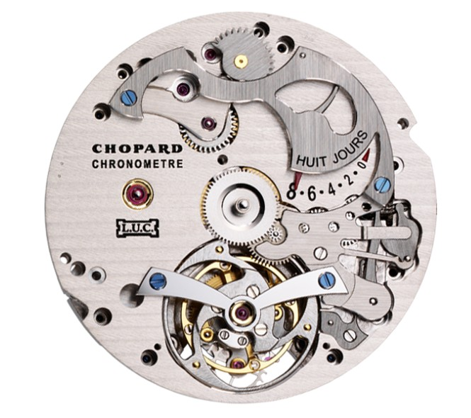 Chopard LUC Tourbillon Tech Steel Wings Screen15