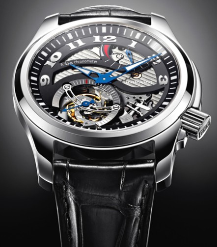 Chopard LUC Tourbillon Tech Steel Wings Screen16
