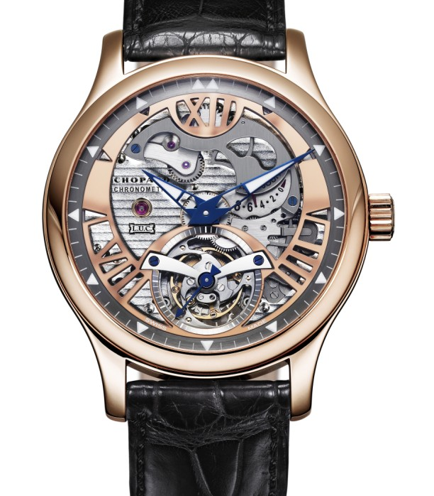 Chopard LUC Tourbillon Tech Steel Wings Screen18