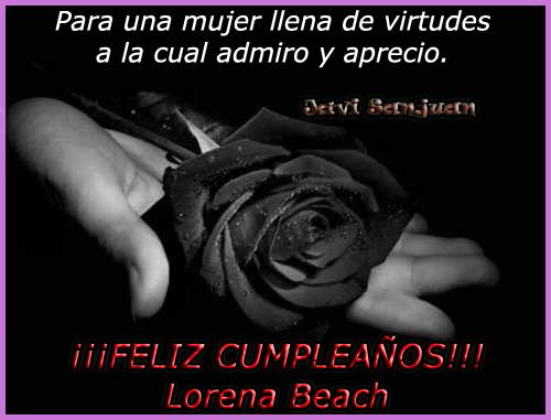 Feliz cumpleaños Boni 0bb30710