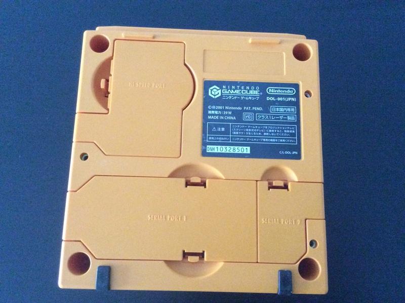 [EST] Nintendo Gamecube Jap Orange Xeno Gc en loose. Img_0211