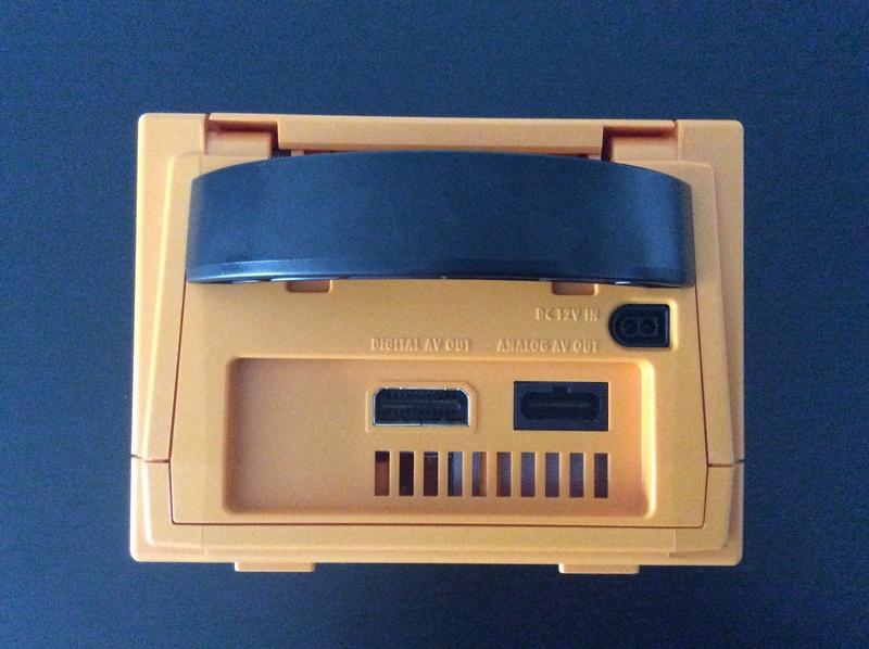 [EST] Nintendo Gamecube Jap Orange Xeno Gc en loose. Img_0212