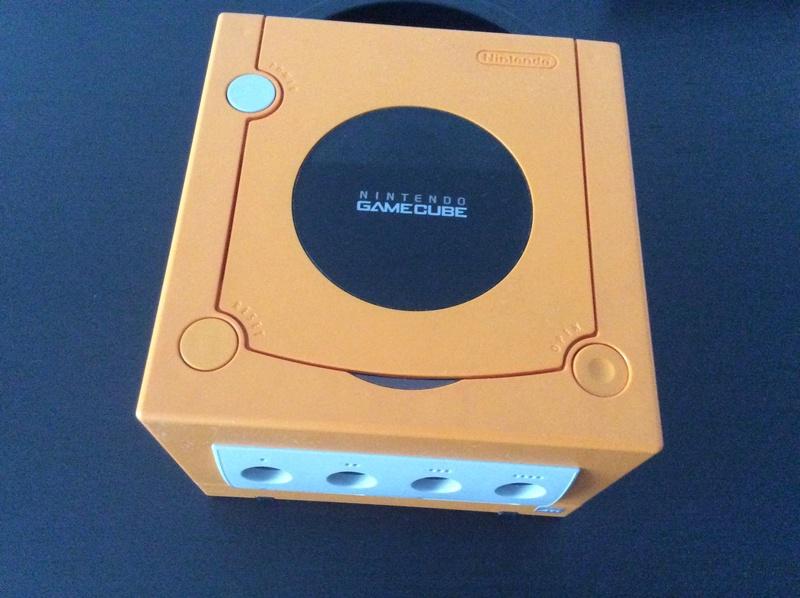 [EST] Nintendo Gamecube Jap Orange Xeno Gc en loose. Img_0213