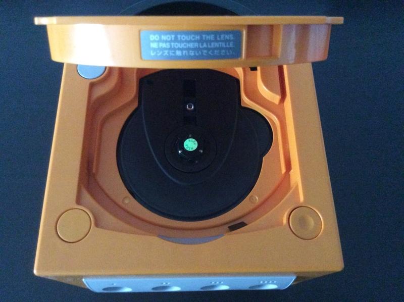 [EST] Nintendo Gamecube Jap Orange Xeno Gc en loose. Img_0216