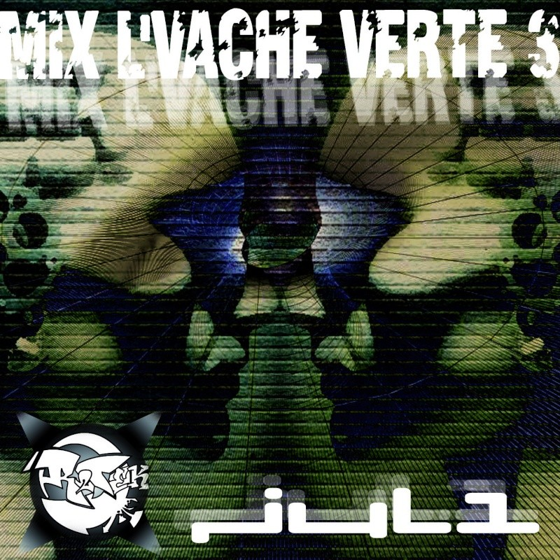 Jaquette du mix L'Vache Verte 3 de Jul1 des R2Tek Jaquet10