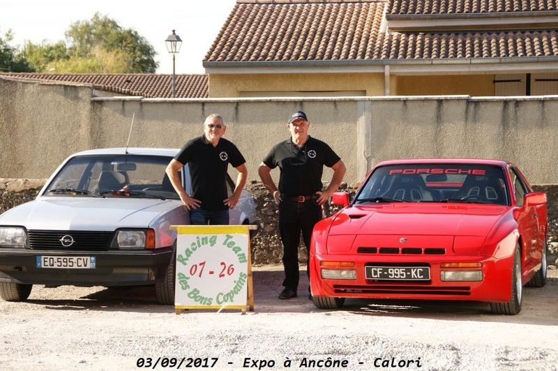 [26] 03/09/2017 - Ancône - 1ère expo de véhicules de collect Dsc01316