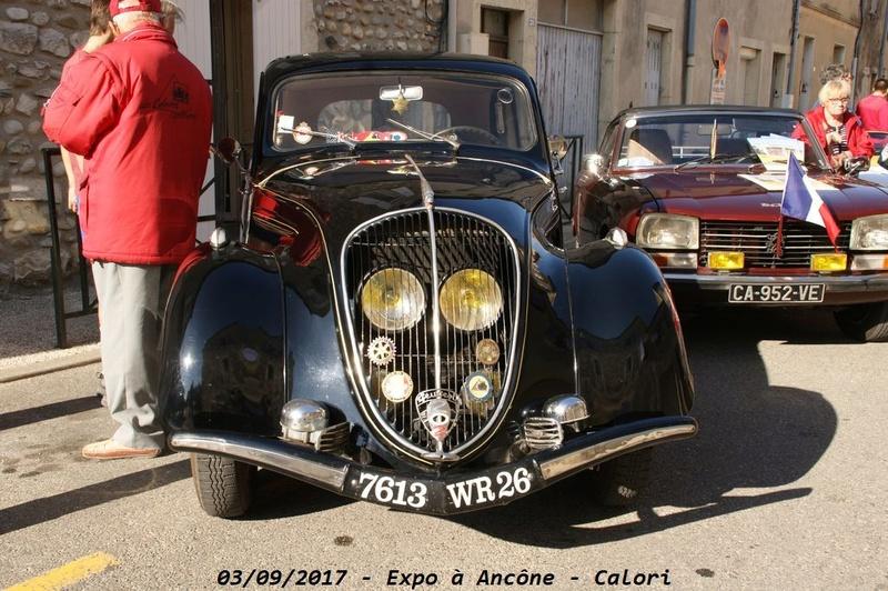 [26] 03/09/2017 - Ancône - 1ère expo de véhicules de collect Dsc01328