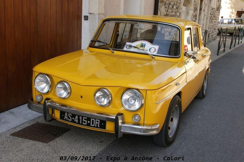 [26] 03/09/2017 - Ancône - 1ère expo de véhicules de collect Dsc01341