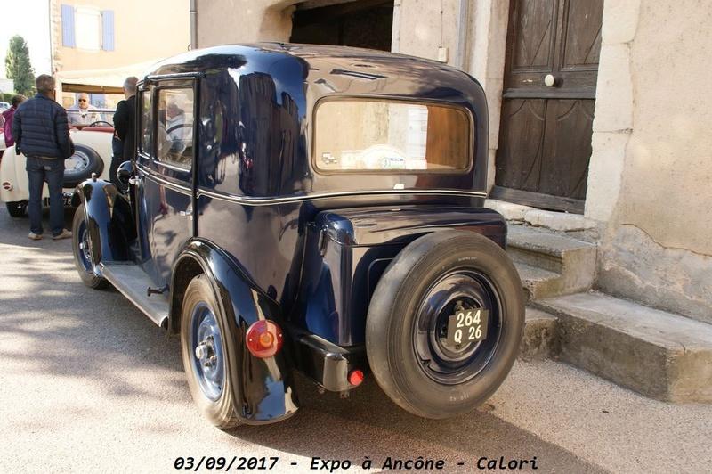 [26] 03/09/2017 - Ancône - 1ère expo de véhicules de collect Dsc01346