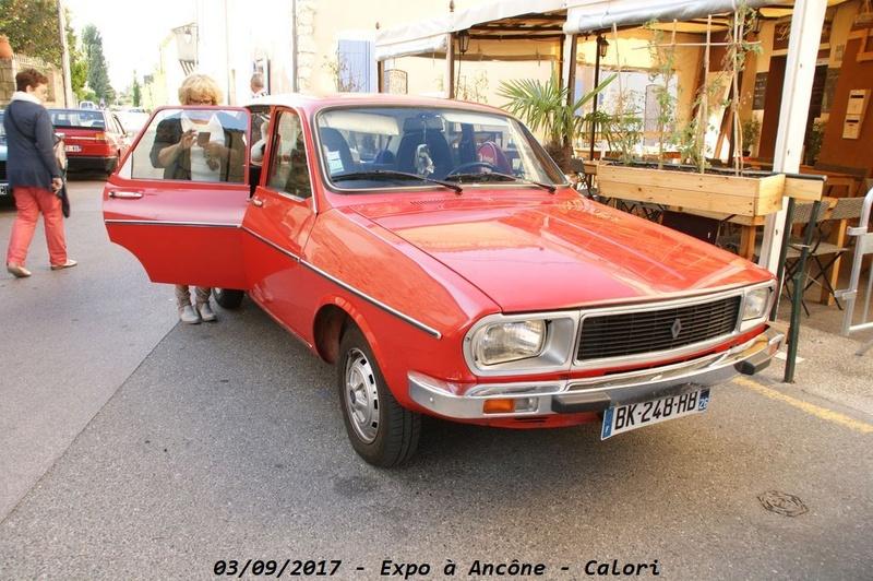 [26] 03/09/2017 - Ancône - 1ère expo de véhicules de collect Dsc01350