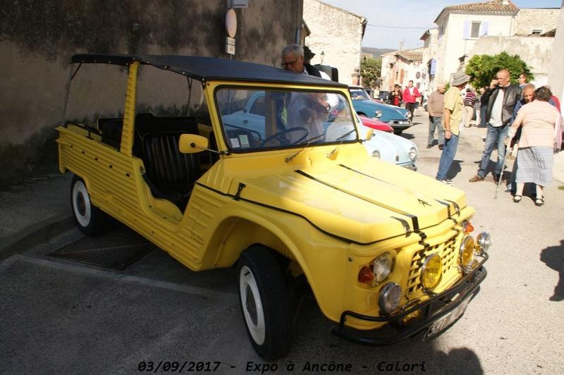 [26] 03/09/2017 - Ancône - 1ère expo de véhicules de collect - Page 2 Dsc01430