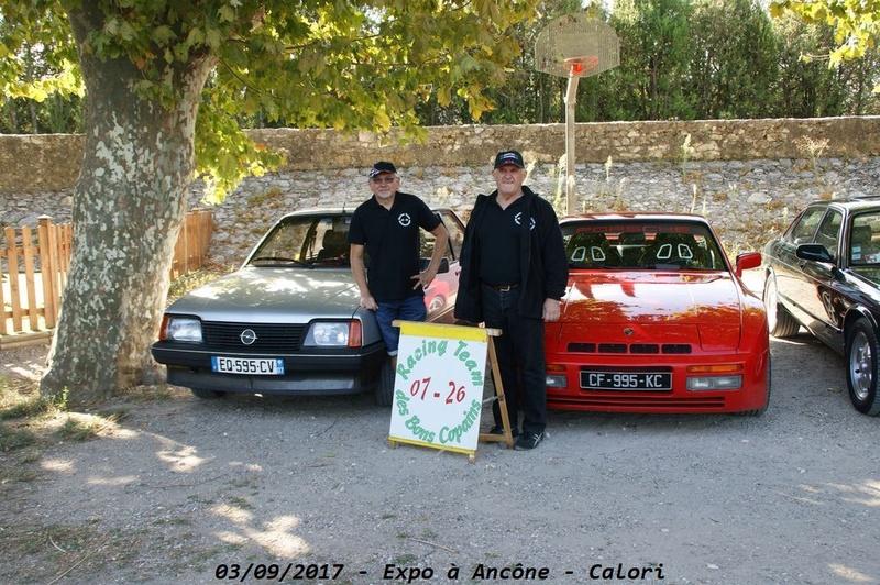 [26] 03/09/2017 - Ancône - 1ère expo de véhicules de collect - Page 2 Dsc01435