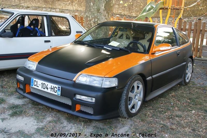 [26] 03/09/2017 - Ancône - 1ère expo de véhicules de collect - Page 2 Dsc01437