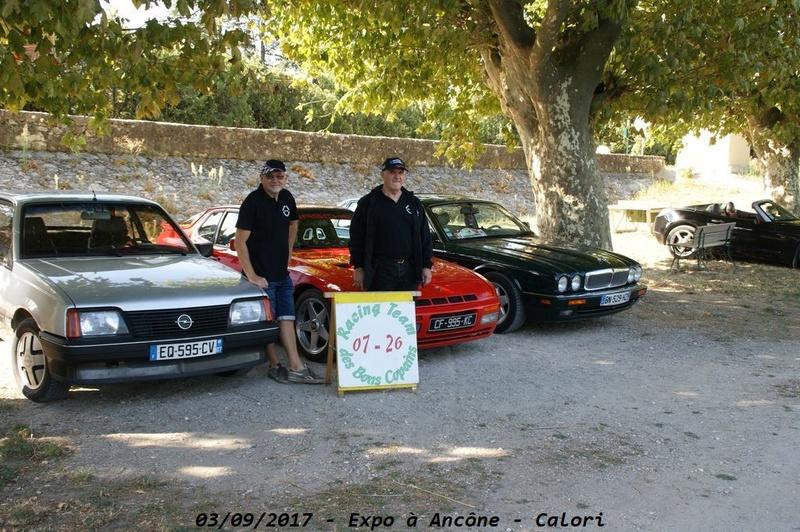 [26] 03/09/2017 - Ancône - 1ère expo de véhicules de collect - Page 2 Dsc01438