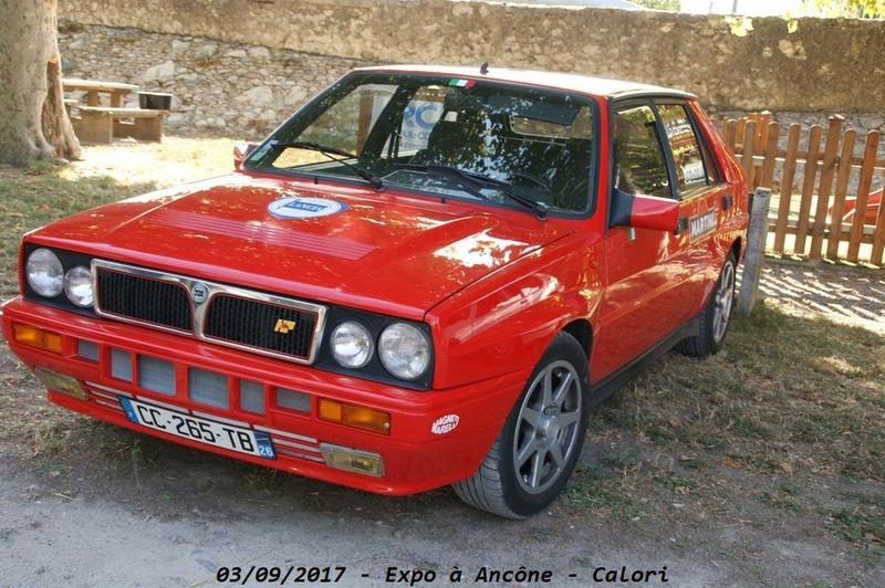 [26] 03/09/2017 - Ancône - 1ère expo de véhicules de collect - Page 2 Dsc01456
