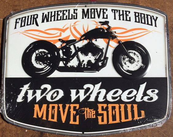Four Wheels move the Body. Two Wheels move the Soul. - Página 4 4278d010