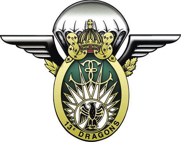Un adjudant du 13e RDP tué au cours d'une opération au Levant 13erdp10