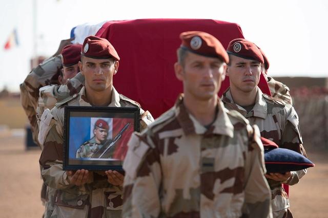 Albéric Riveta est le militaire du 1er RCP de Pamiers qui a trouvé la mort en opération au Mali 19441710