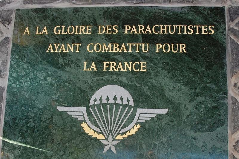 Toulouse : l'hommage aux parachutistes 19983710
