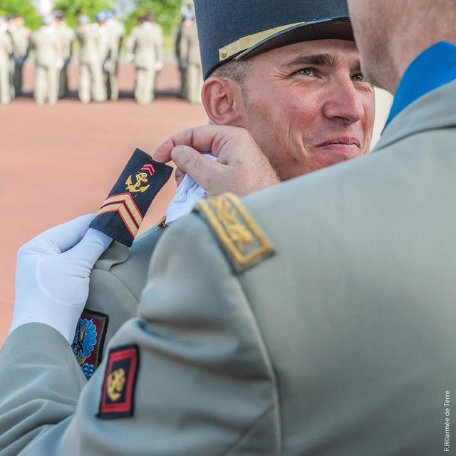 GAZEAU JOël Adjudant-chef  1er RPIMa mort au Champ d'Honneur le 23 mai 2006 en Afghanistan 20155710