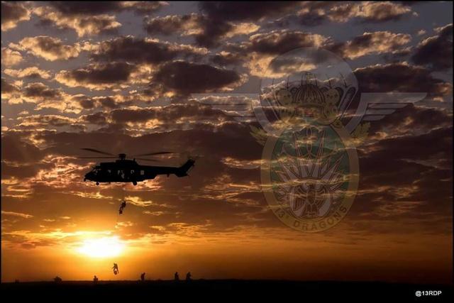 Un adjudant du 13e RDP tué au cours d'une opération au Levant 21950710