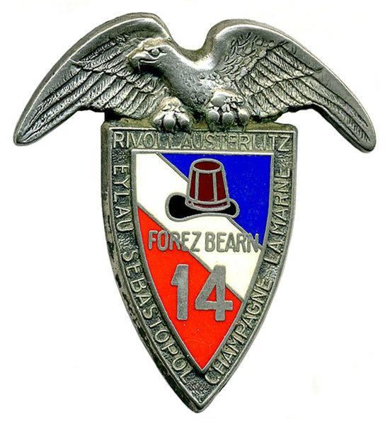 Naissance annoncée d'un nouveau régiment parachutiste, le 14ème RPCS 96973211