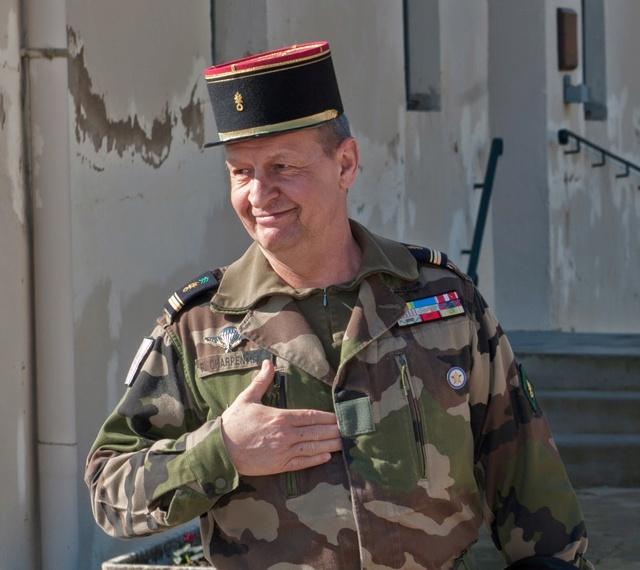 La Légion d'honneur pour un ancien de Kolwezi Major_10
