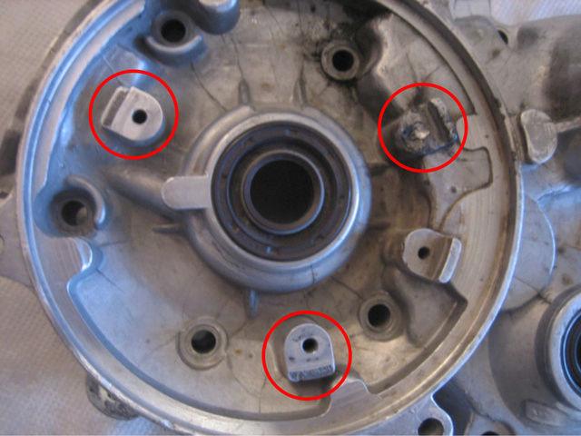 Restauración motor 4V - 75 cc Cyyrte10
