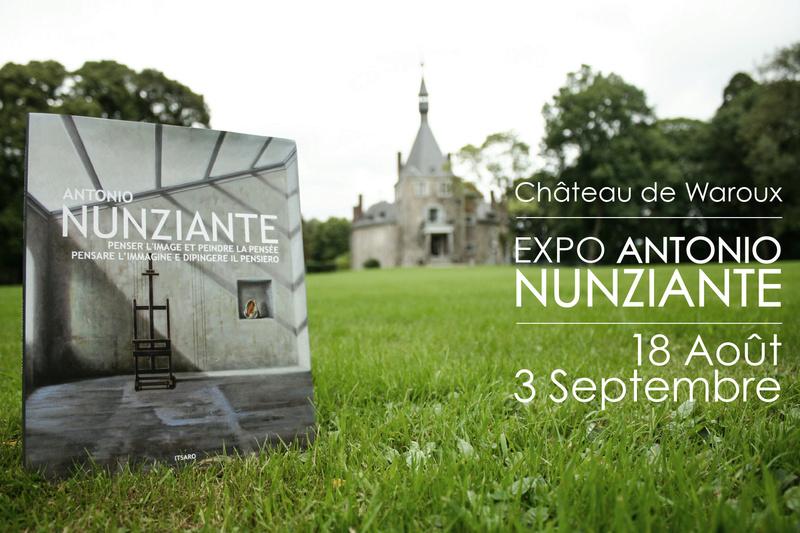 Nunziante al Castello di Waroux, Ans, 17 Agosto - 3 Settembre 2017 0010