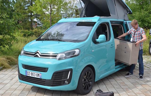 Citroën Space Tourer Rip Curl Campst12