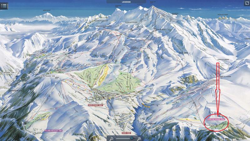 ski à Auris en Oisans Captur11