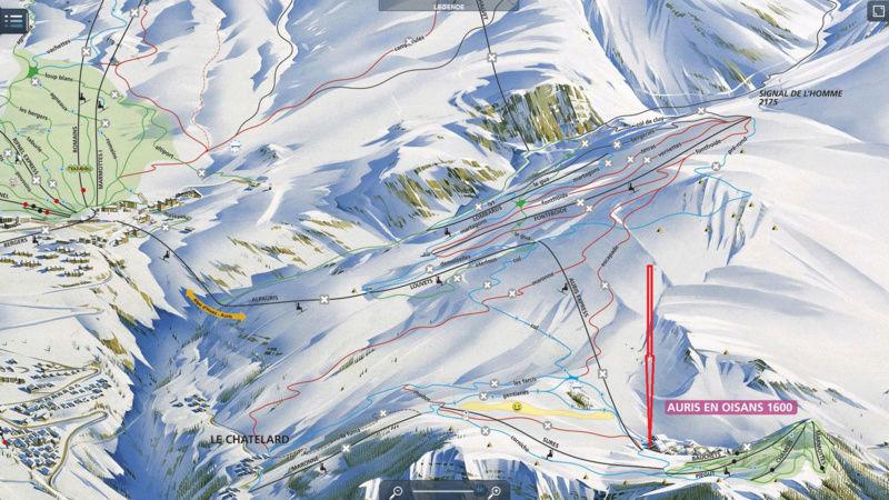 ski à Auris en Oisans Captur12