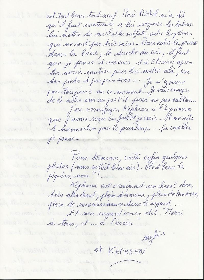 KEPHREN - ONC Selle présumé né en 1993 - Protégé GPLV Nouvel16