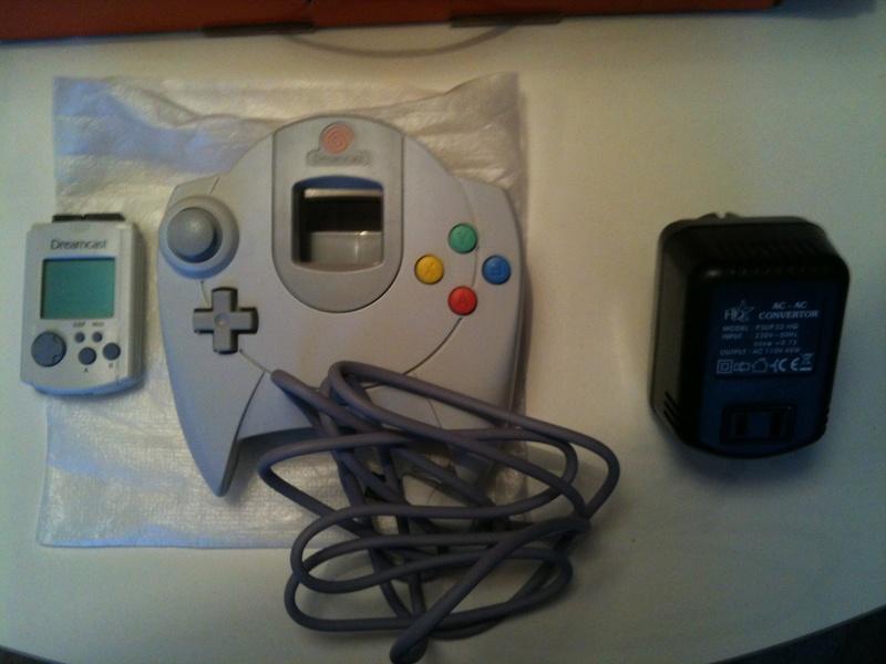 [ESTIM] Console Dreamcast japonaise complète en boite Img_0524