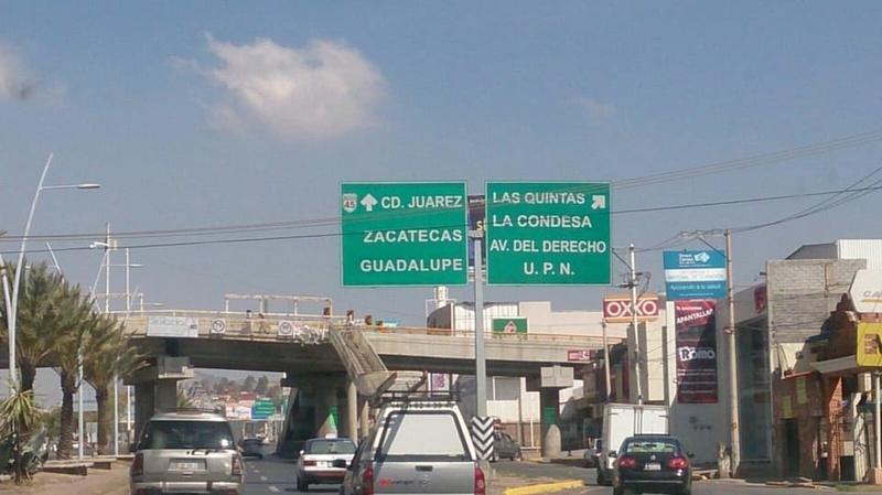 Exploracion de GPA en Zacatecas. Z210