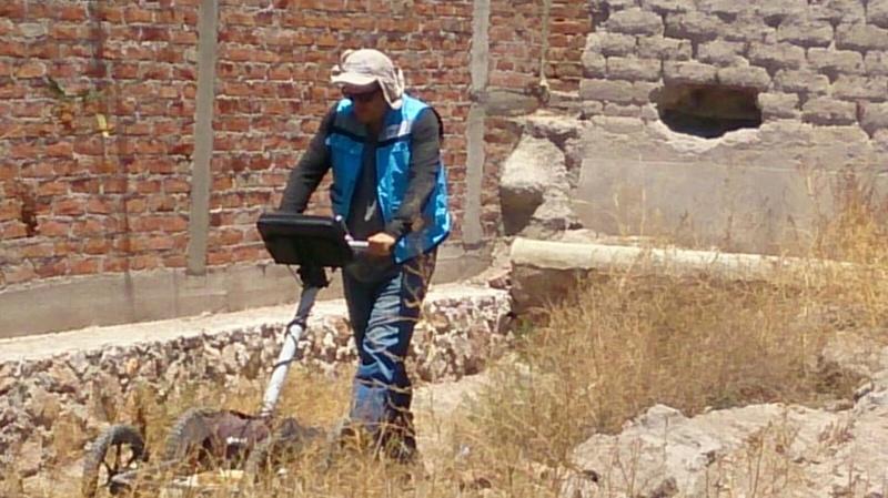 Exploracion de GPA en Zacatecas. Z811