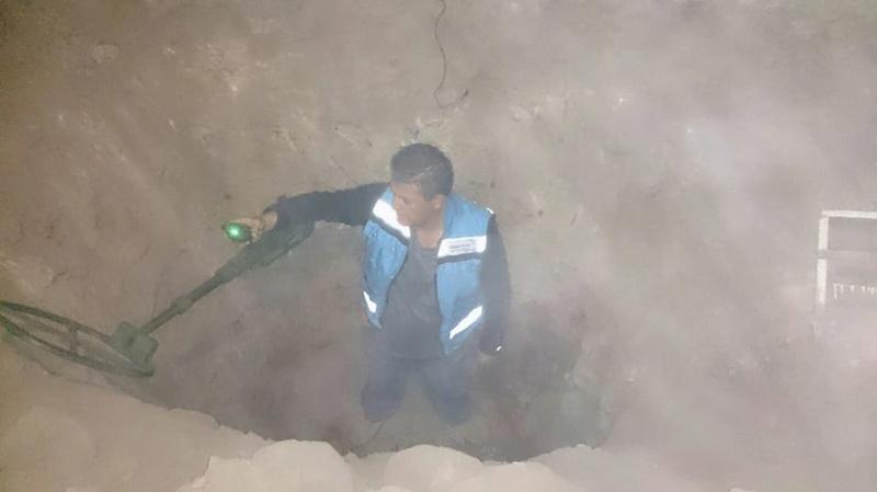 Exploracion de GPA en Zacatecas. Z910