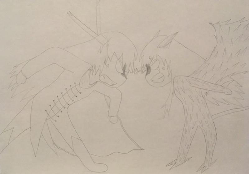Dessin (ou gribouillis) de Kirra - Page 5 Image10