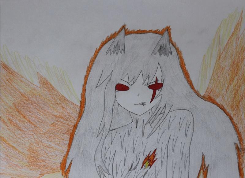 Dessin (ou gribouillis) de Kirra Img_3110