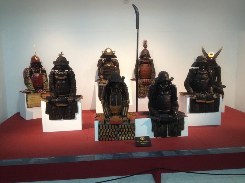 Expo sur les samouraïs au Musée des arts asiatiques de Nice Img_1425