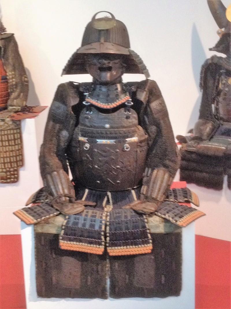 Expo sur les samouraïs au Musée des arts asiatiques de Nice Img_1426