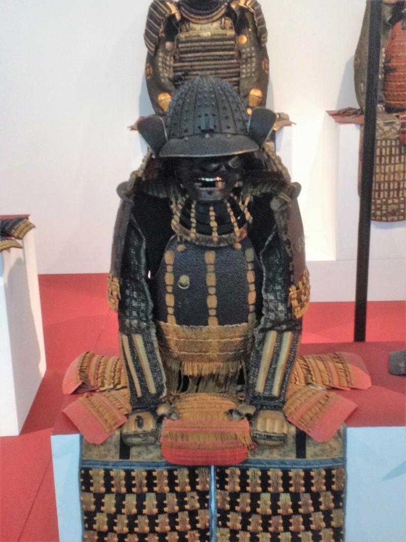 Expo sur les samouraïs au Musée des arts asiatiques de Nice Img_1427